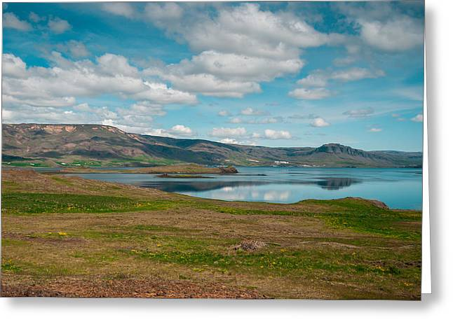 Beautiful Iceland Greeting Card by Mirra Photography
