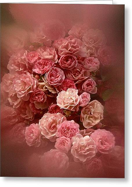 Beautiful Roses 2016 Greeting Card
