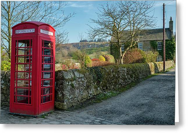 Greeting Card featuring the photograph Beautiful Rural Scotland by Jeremy Lavender Photography