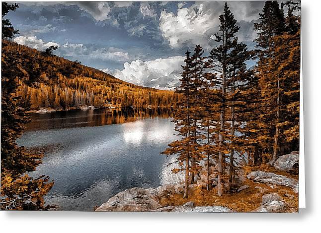 Beautiful Wilderness Greeting Card by Garett Gabriel