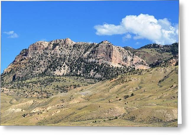 Beautiful Wyoming Greeting Card