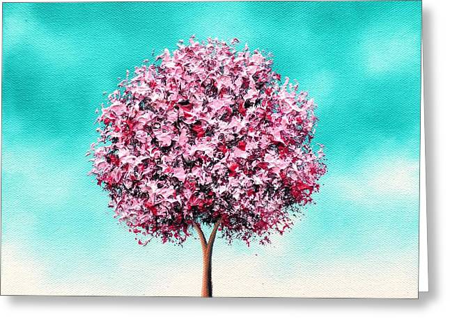 Beauty In The Bloom Greeting Card
