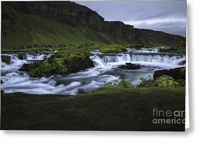 Beauty Is Everywhere In Iceland Greeting Card