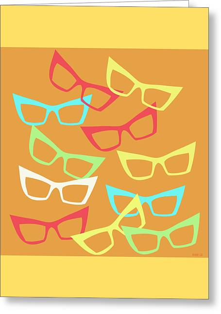 Becoming Spectacles Greeting Card