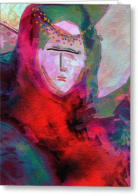 Bedouin 4 Greeting Card