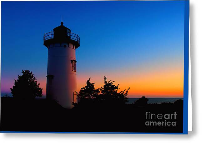 Before Dawn Greeting Card by Mark Miller