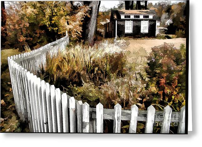 Greeting Card featuring the photograph Before Snow Flies by Betsy Zimmerli