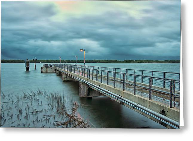 Before The Storm Greeting Card by Donnie Smith