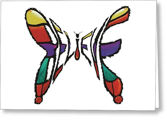 Believe-butterfly Greeting Card