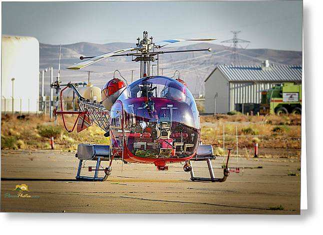 Bell 47 Greeting Card
