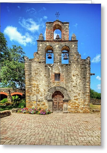 Bell Tower Greeting Card