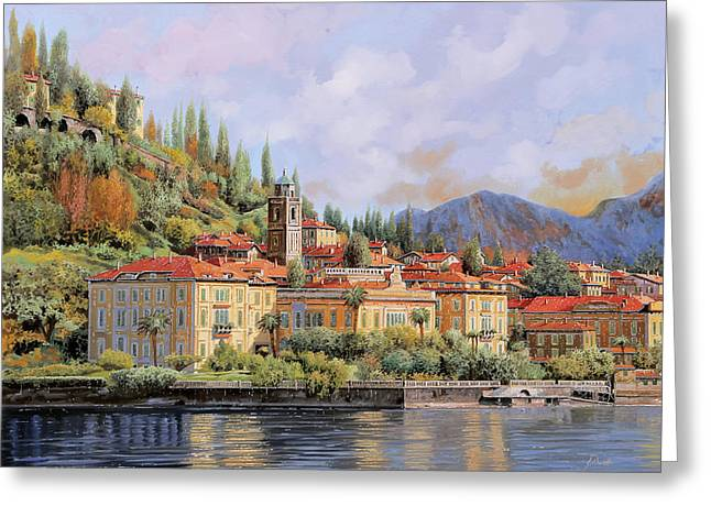 Bellagio Greeting Card
