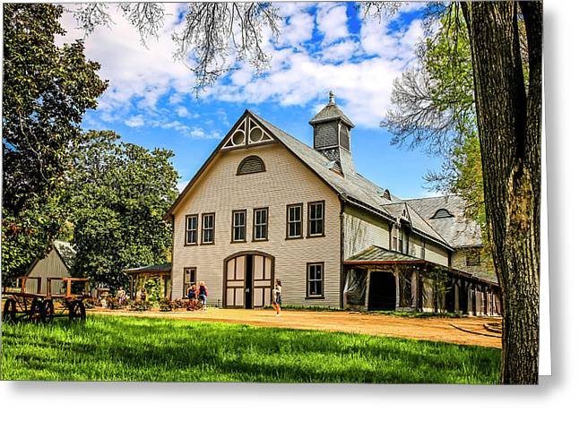 Belle Meade Plantation Tennessee Greeting Card