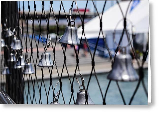 Bells Of Hope Greeting Card