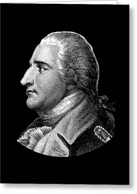 Benedict Arnold - The Traitor  Greeting Card