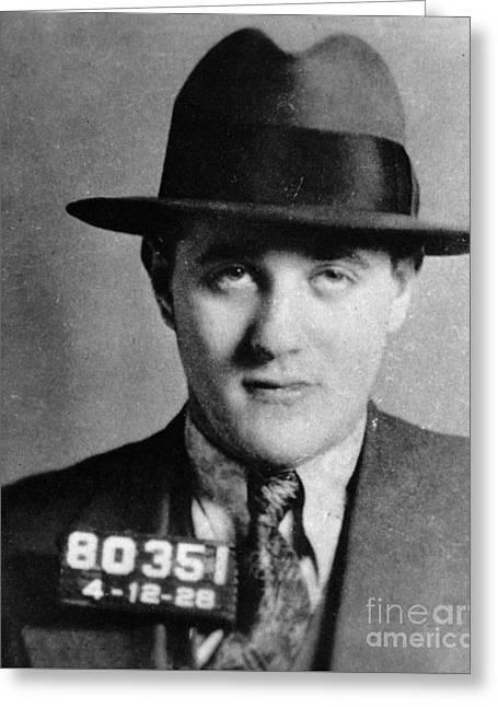 Benjamin Bugsy Siegel Greeting Card