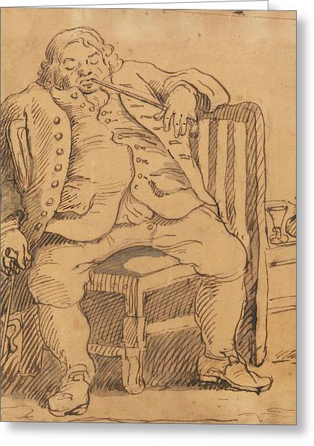 Benjamin Read Greeting Card
