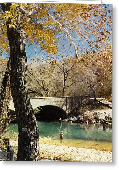 Bennet Springs Greeting Card