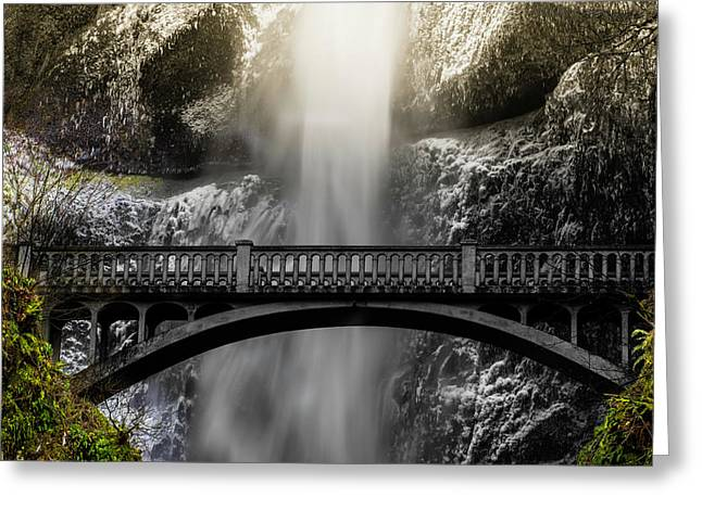 Benson Bridge Greeting Card