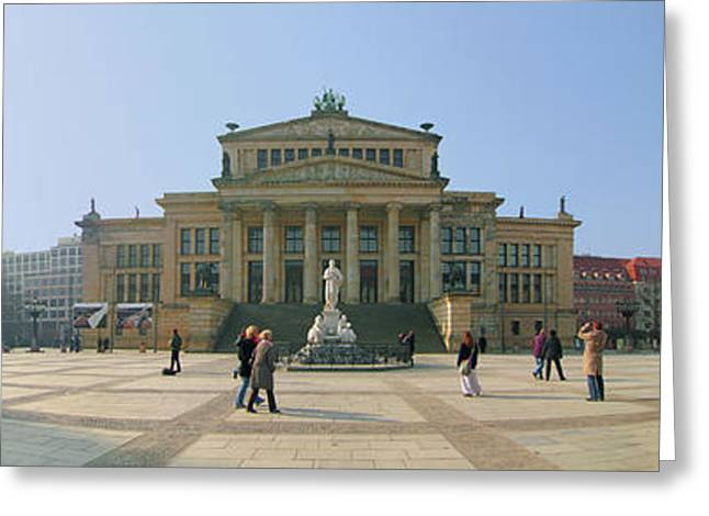 Berlin - Gendarmenmarkt Greeting Card by Marc Huebner