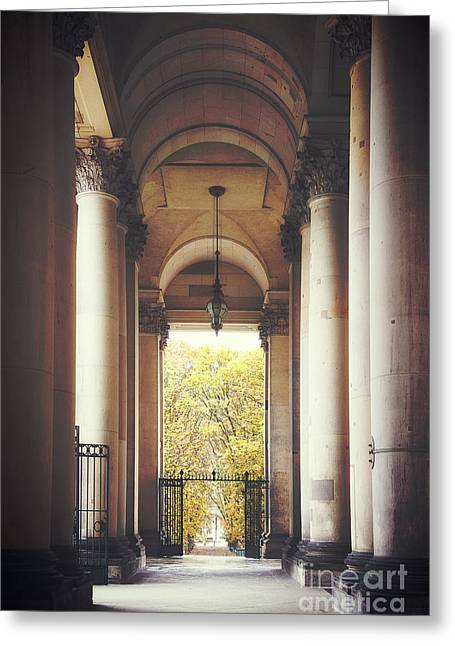 Berlin Cathedral Photograph Greeting Card
