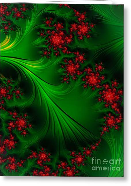 Berries  Greeting Card by John Edwards