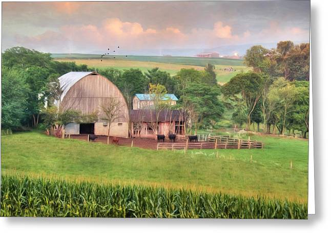 Berrysburg Farm Greeting Card