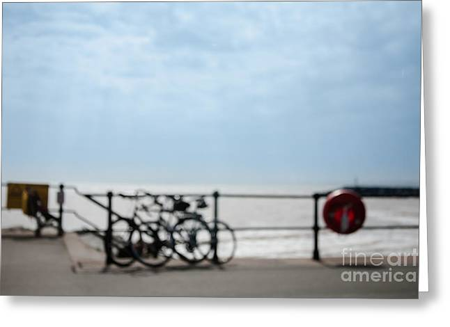 Greeting Card featuring the photograph Beside The Seaside #6 by Jan Bickerton