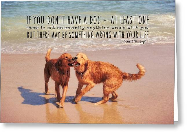 Best Buds Quote Greeting Card by JAMART Photography