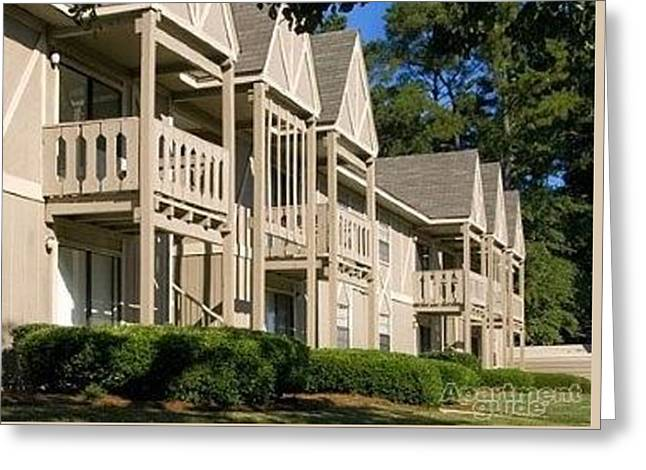 Best Dothan Apartments  Greeting Card by Bradely Jacc