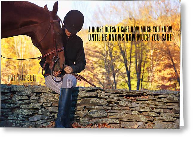 Best Friends Quote Greeting Card by JAMART Photography
