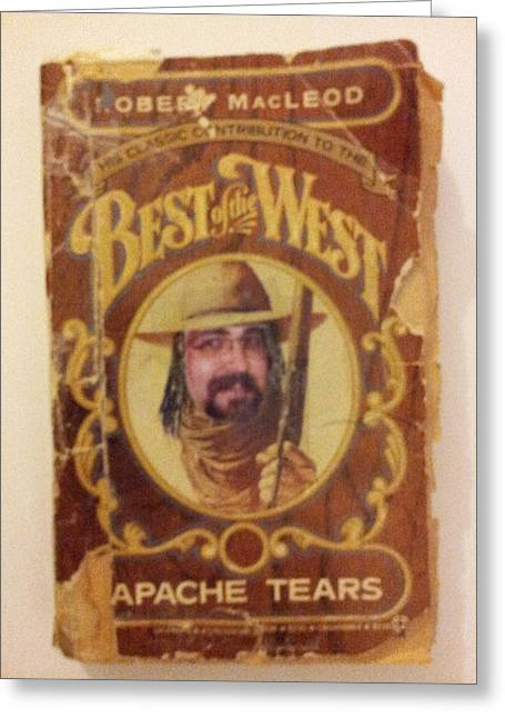 Best Of The West Greeting Card