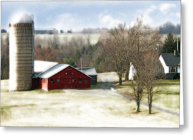 Bethel Barn Greeting Card