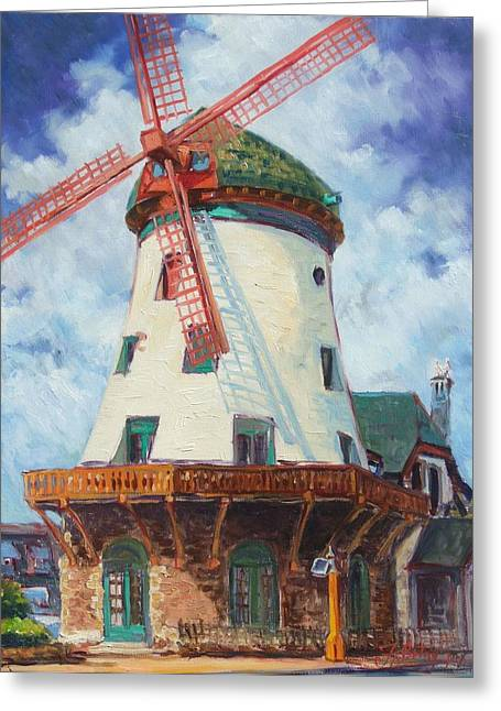 Bevo Mill In St.louis Greeting Card