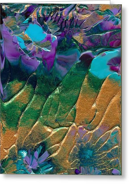Beyond Dreams Greeting Card