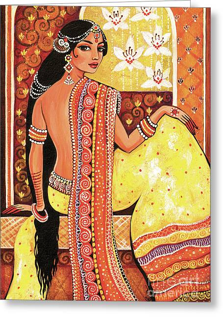 Bharat Greeting Card