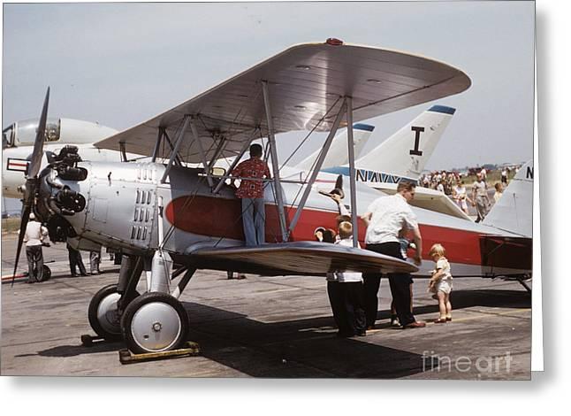 Bi-wing-3 Greeting Card