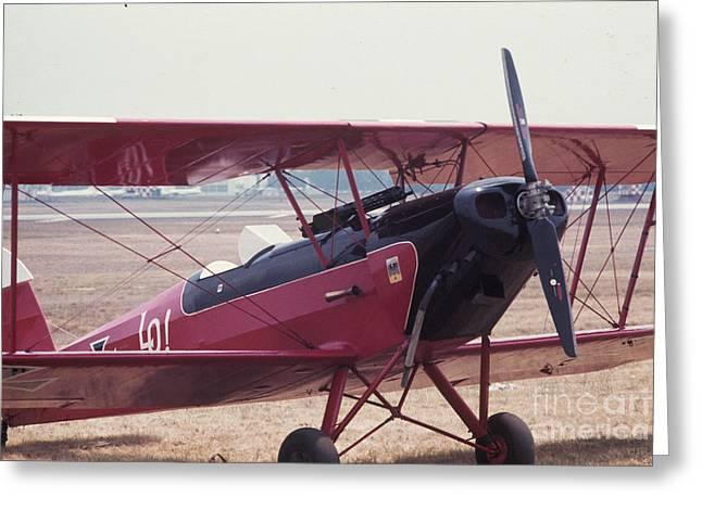 Bi-wing-5 Greeting Card