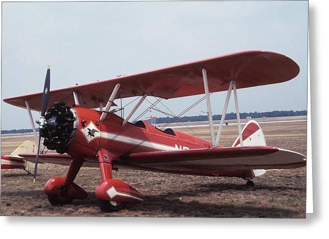 Bi-wing-6 Greeting Card
