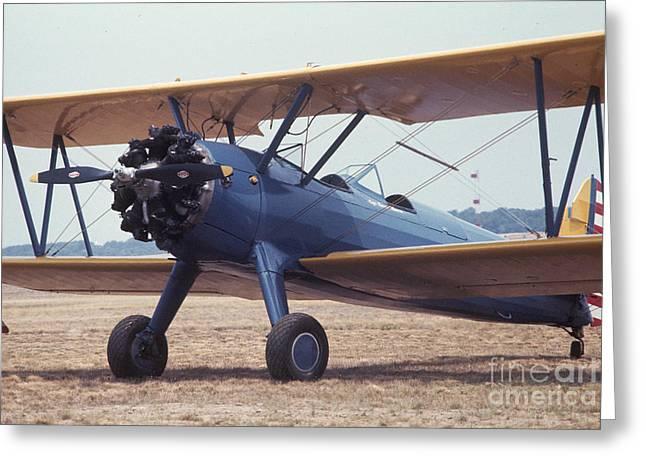 Bi-wing-8 Greeting Card