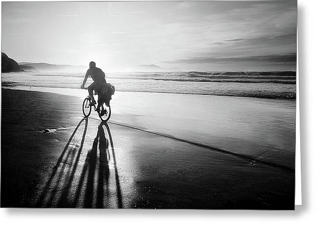 Bicycles Are For The Summer Greeting Card