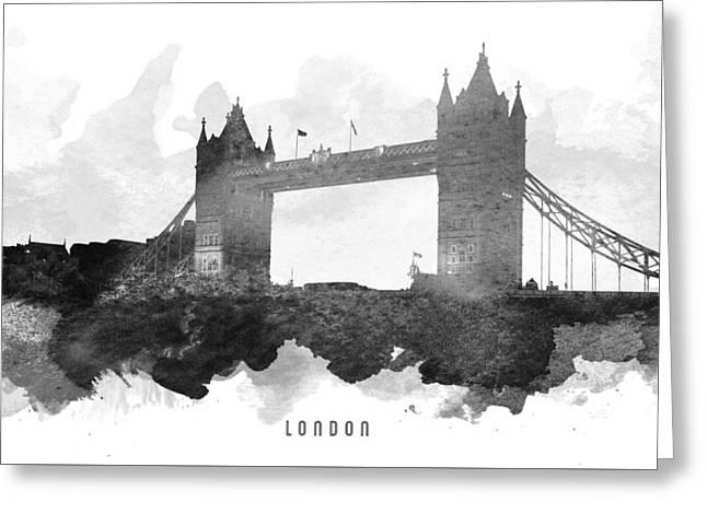 Big Ben London 11 Greeting Card