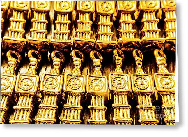 Big Ben The Clock Collector Greeting Card
