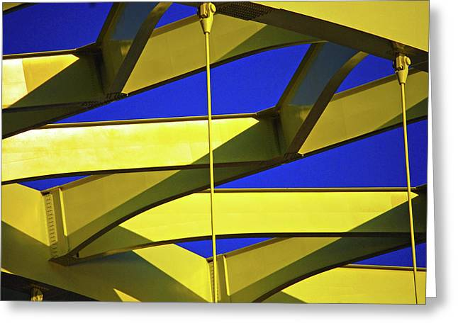 Carter Photographs Greeting Cards - Big Mac Abstract Greeting Card by Russell Todd