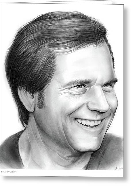 Bill Paxton Greeting Card
