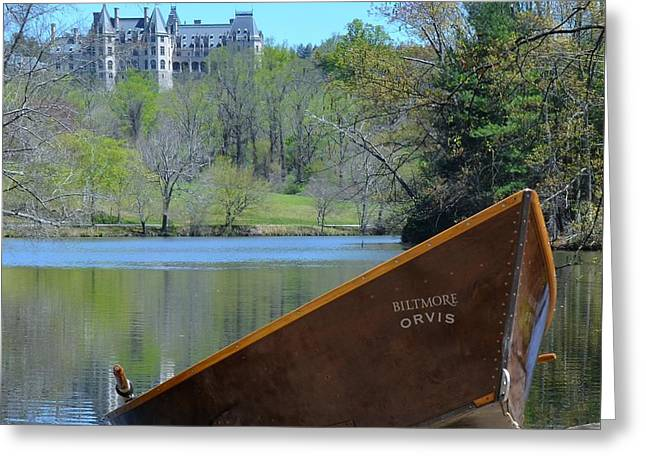 Biltmore Greeting Card