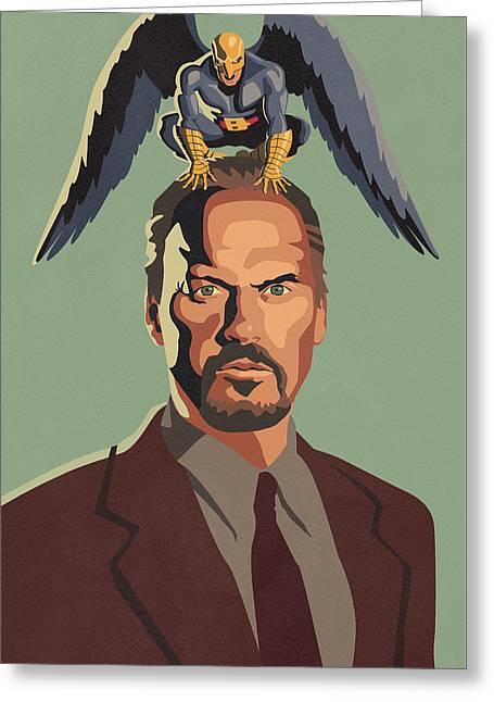 Birdman 2015  Greeting Card by Unknown