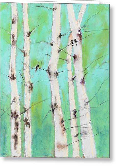 Birdsong Greeting Card