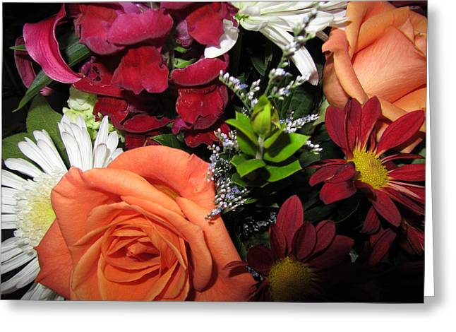Birthday Surprise Greeting Card by Dona McKee
