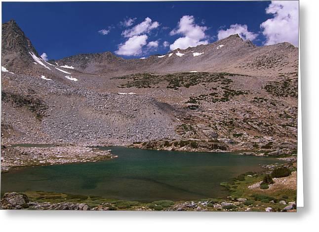 Bishop Lake Greeting Card